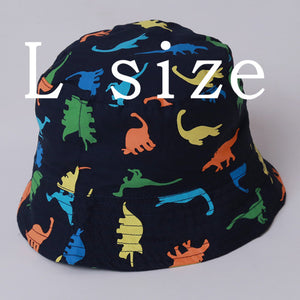 Toddler Dino Bucket Sun Hat