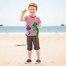 Ahoy Mateys Show Your Colors Dinosaur Pirate Toddler T-Shirt