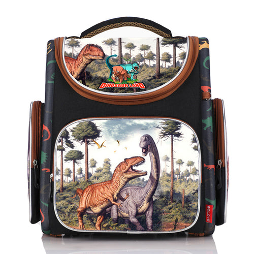Backpack  3D  Dinosaur Knapsack