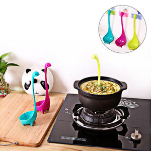 Dinosaur Soup And Punch Ladle