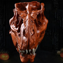 Resin T-Rex Skull Replica