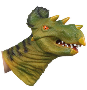Dino Hand Puppet Toy 2 Styles