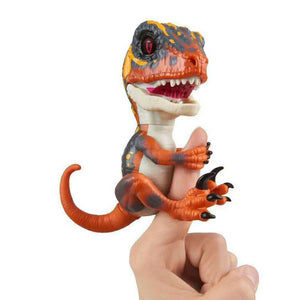 Electronic Pet Raptor Interactive Finger Toy