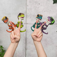 Untamed Electronic Pet Raptor Interactive Finger Toy
