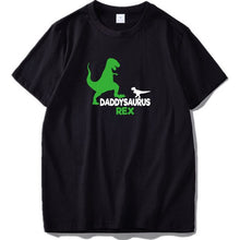 Daddysaurus Rex Cotton T-Shirt