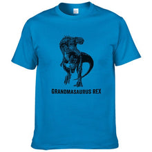 Grandmasaurus Rex Cotton T-shirt