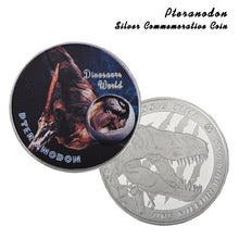 Pteranodon Dinosaur 999.9 Silver Plated Coin Collectible