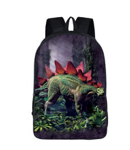 Triceratops Dinosaur Backpack
