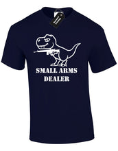 Small Arms Dealer Cotton T-Rex T-Shirt 10 Color Options