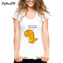 "Couples Valentines Dinosaur  ""I Love You This Much"" T-Shirt"
