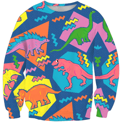 Saved By The Dino Bell Sweatshirt