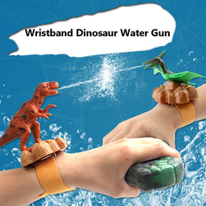 Dinosaur Wrist Water Gun Beach Pool Toy