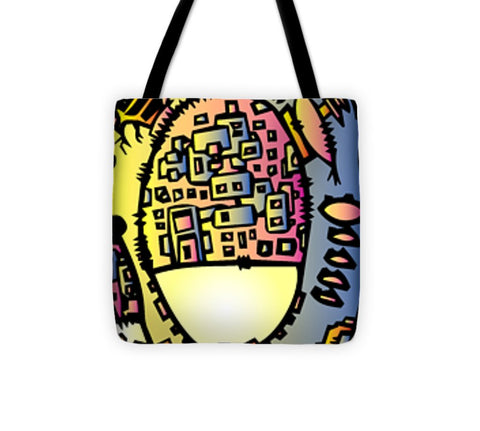 Aeqea M Third - Tote Bag