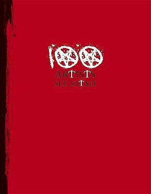 100 Artists See Satan by Mike McGee - Book of Devilish Dark Art