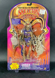 Skeleton Warriors Retro Action Figures by Playmates Sealed on Card Original 1994 Package