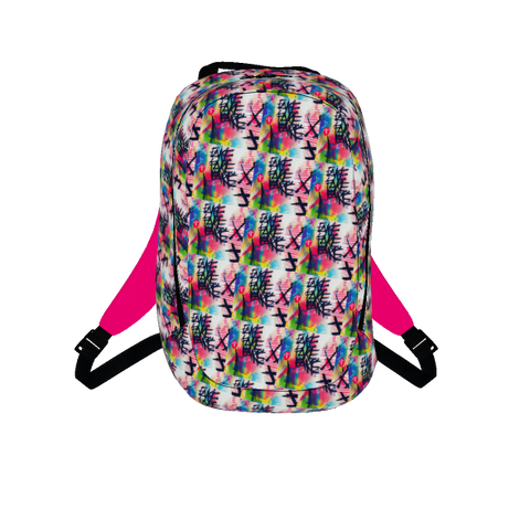 AEQEA Fake Backpack Artist Designer Day Bag