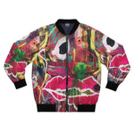 Runny Rose Men's Bomber Jacket