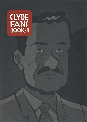 Clyde Fans by Seth Book-1 Drawn and Quarterly Staff (a graphic novel, HC)