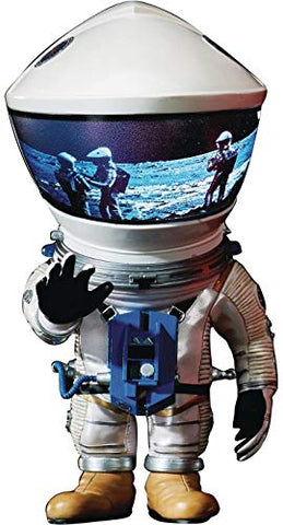 2001: A Space Odyssey Star Ace Toys DF Astronaut Silver Defo-Real Soft Vinyl Statue