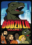 Godzilla Animated Vol. 1 (DVD)