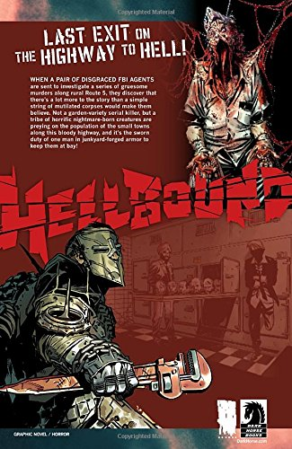 Hellbound : graphic novel comic book by Gischler, Victor (hardcover)