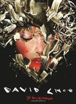 David Choe, art print postcard book