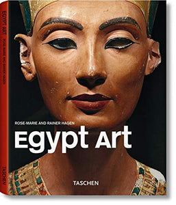 Egypt Art : Rose Marie and Rainer Hagen (Taschen)