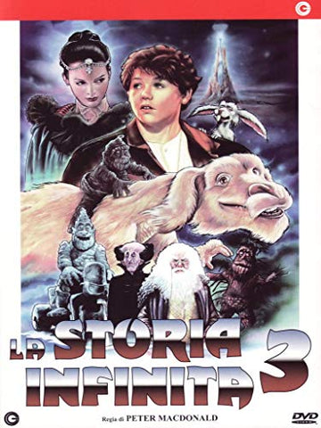 The Neverending Story 3 Escape from Fantasia [Italian Ver] La Storia Infinita 3 (Region 2)