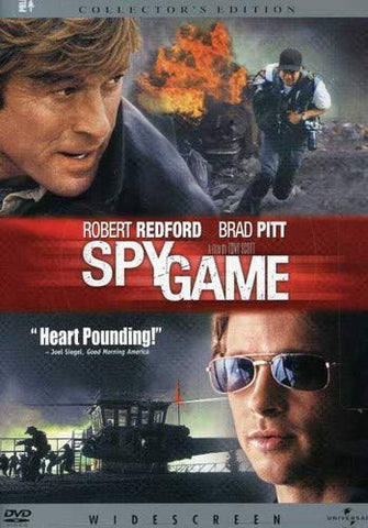 Spy Game (Widescreen Edition) [DVD]
