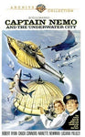 Captain Nemo and the Underwater City DVD