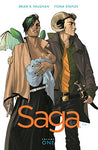 Saga, Vol. 1 - Saga Comic Series Graphic Novel Fiona Staples/Brian K. Vaughan