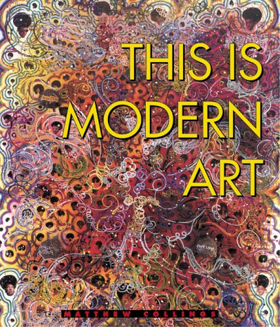 This is Modern Art, Paperback Art Book