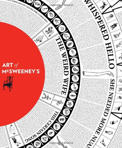 Art of McSweeney's by McSweeney's (HC)
