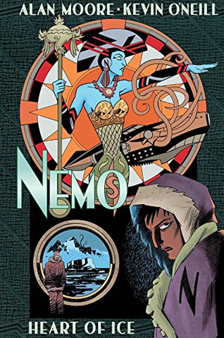 Nemo Heart of Ice, Alan Moore Hardcover Graphic Novel Top Shelf Indy Comic