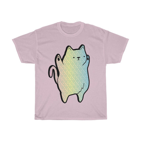 Hands Up Don't Purr Unisex T-Shirt