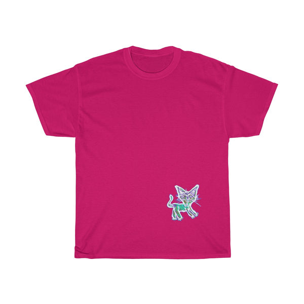 P8N Kitty Cat Unisex T-Shirt Youth Artist Design Collaboration