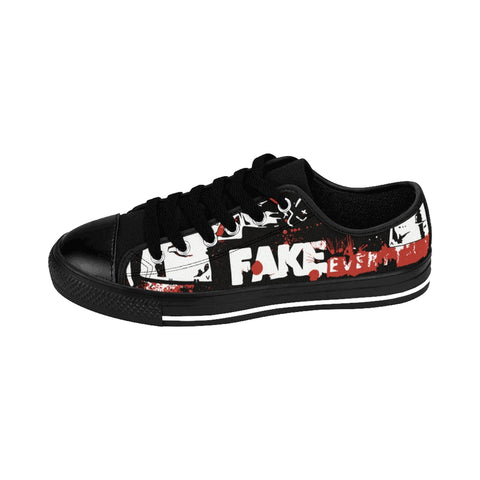 Ok Deal Men's Sneaker Canvas Shoe Design by AEQEA