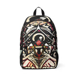 Viacon Oenun Oculus Time Space Fabric Backpack