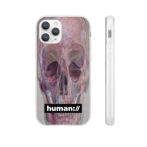 Human Fake Flex Made iPhone Case