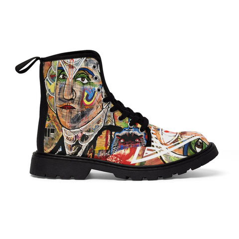 Viacon Supreme Dealer Men's Canvas Boots