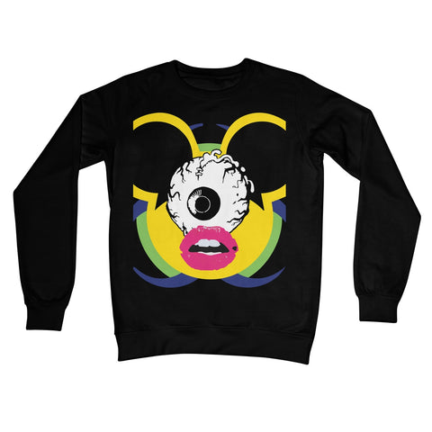 Captivated Cow Oenun Crew Neck Sweatshirt