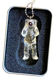 AEQEA Oenun 2020 Vision Clarity Pendant Resin Bootleg Kaiju Custom Figure Necklace