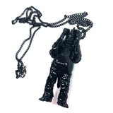 M1 Blackhole Kaiju Custom AEQEA Pendant Acro KRS35 Ultra Q Mini Vinyl Figure Ultraman Necklace
