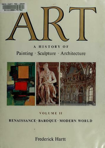 Art : History of Painting, Sculpture, and Architecture Vol. 11 by Frederick Hart, Hardcover