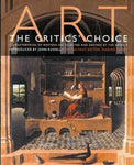 Art The Critics Choice : 150 Masterpieces of Western Art Selected and Defined by Experts, hardcover book by Marina Vaizey