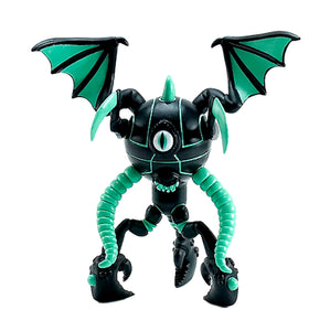 Bio-Mass Monster Hades Infused Glyos Compatible Designer Toy Deadstock Action Figure