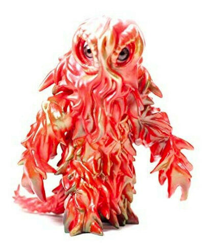 CCP Hedorah Sofubi Landing Burning Version Kaiju Soft Vinyl Figure Artistic Monsters Collection