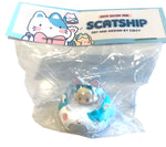 Ciecy Scatship Ordinary Toys Berryciecy Designer Con Limited Edition Art Toy Dcon 2019