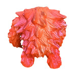 Dream Rocket Omega Bigfoot/Yeti Sofubi Hot Pink Orange Pearl Essence Soft Vinyl Figure