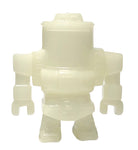 Gargamel Vendorbot Sofubi GID Soft Vinyl Glow in the Dark Robot Lucky Bag Mech Kaiju Bot Figure